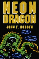 Neon Dragon Cover
